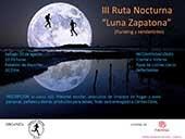 III RUTA NOCTURNA ZAPATONA