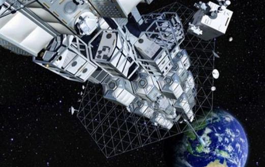 Perusahaan Ternama Jepang Targetkan 2050 Bumi Punya Space Elevator