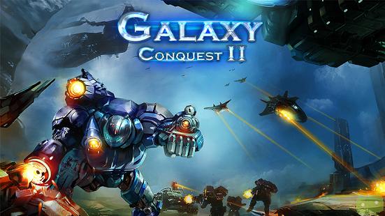 Download Galaxy Conquest II Space Wars v1.1.1.018 APK Data Obb Full