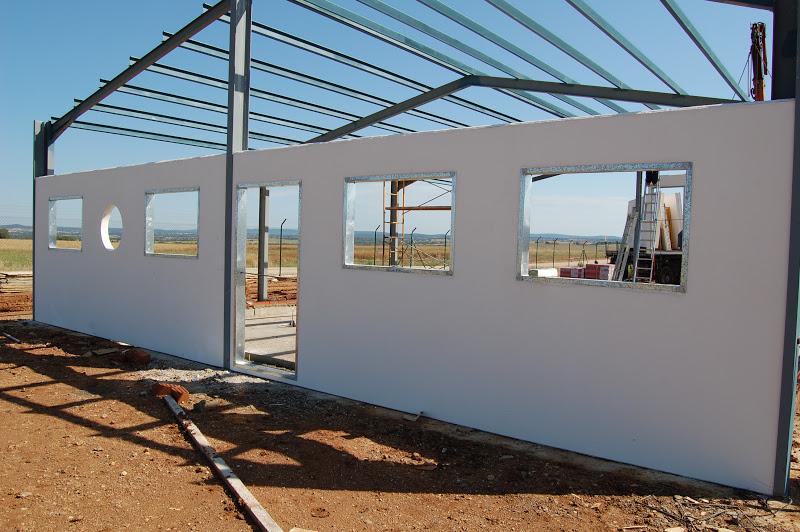 Fotos de la casa prefabricada de hormig n placas - Precio estructura casa ...
