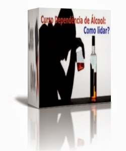 Curso Dependência de Álcool: como lidar?