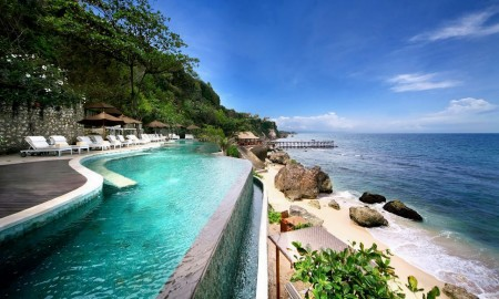 Jimbaran (Indonesia) - Ayana Resort and Spa Bali 5* - Hotel da Sogno