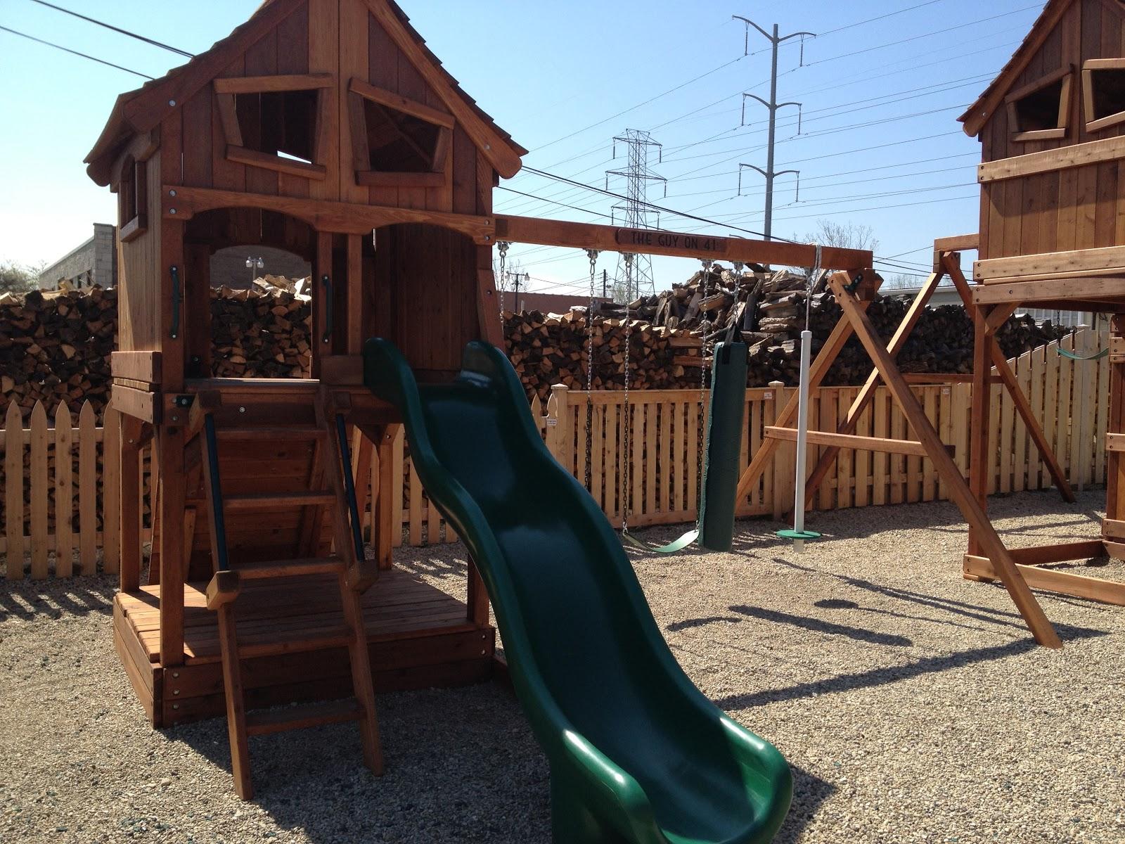 introducting backyard fun factory