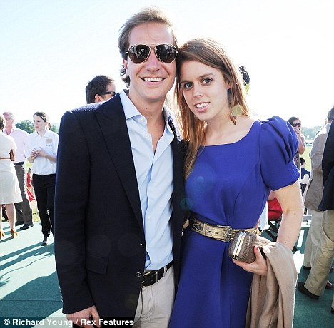 Superslim Princess Beatrice keeps shedding pounds thanks to 'water and fruit diet'