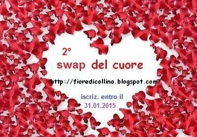 Partecipo  2 swap blog Fiore di collina
