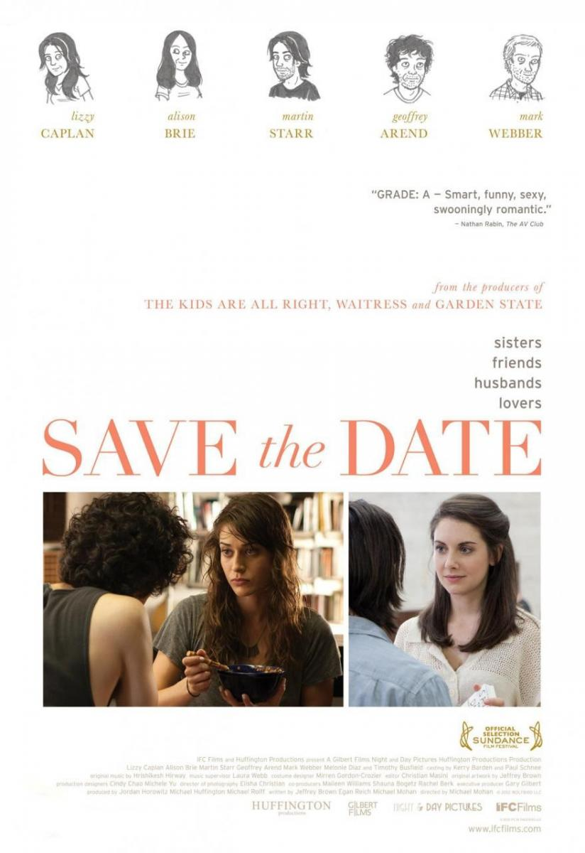 Ver Save The Date (2012) Online