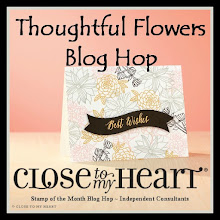 November Stamp of the Month Blog Hop