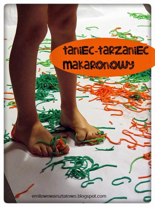 http://emilowowarsztatowo.blogspot.com/2014/03/taniec-tarzaniec-makaronowy.html