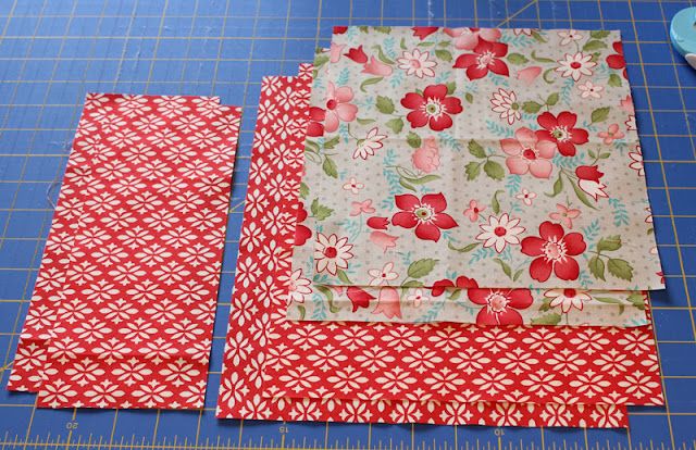 iPad cover using fat quarters