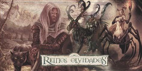 Colección Reinos Olvidados