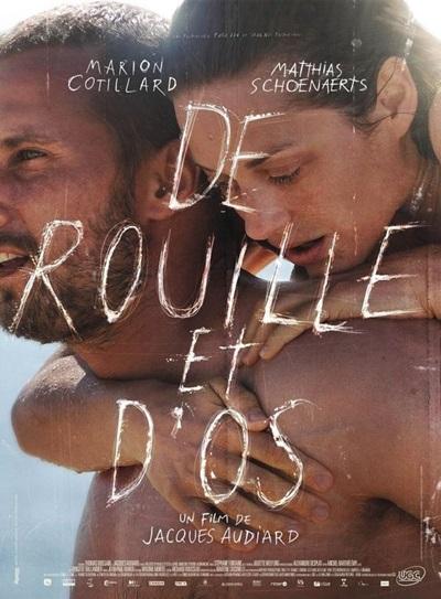 De Oxido Y Hueso DVDR NTSC Español Latino
