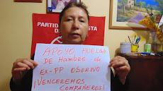 CHILE/OSORNO: HUELGA DE HAMBRE – MEMORIA Y DIGNIDAD