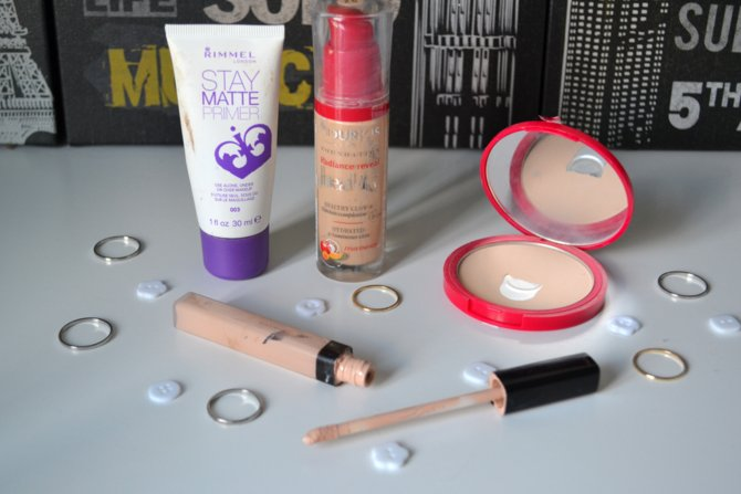 Bourjois Radiance Reveal Healthy Mix