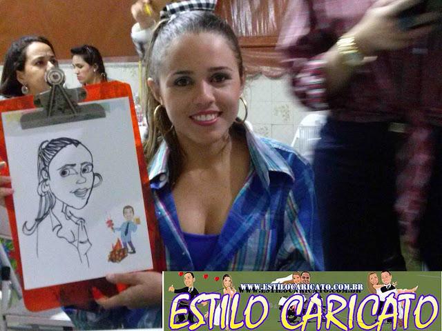 Caricatura Ao Vivo Alto Da Boa Vista 06