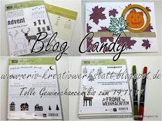 Blog Candy bei Eri's Kreativwerkstatt