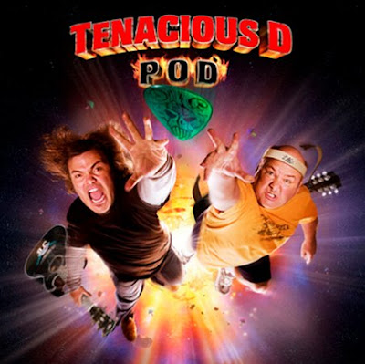 Soundtrack / Tenacious D Por Juan Guareschi