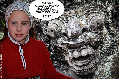 volere andare in Indonesia 2013 rebeccatrex