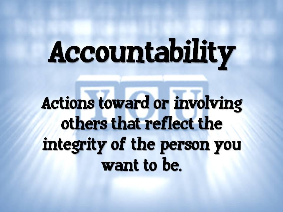 Employee accountability quotes quotesgram