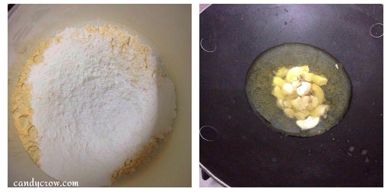 Roasted Gram Ladoo or Maladu Recipe
