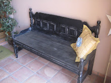 Bench ~ SOLD