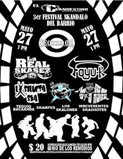 3 Festival Skandalo de Barrio