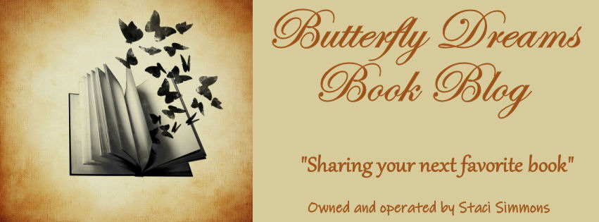 Butterfly Dreams Book Blog