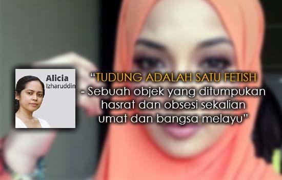 Alicia Izharuddin Tolong Baca Artikel Ini