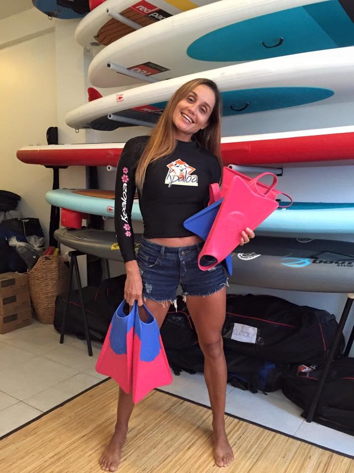 Daniela Freitas Bodyboard