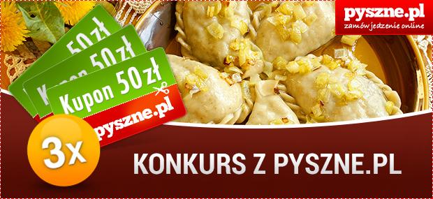 Konkurs z pyszne.pl