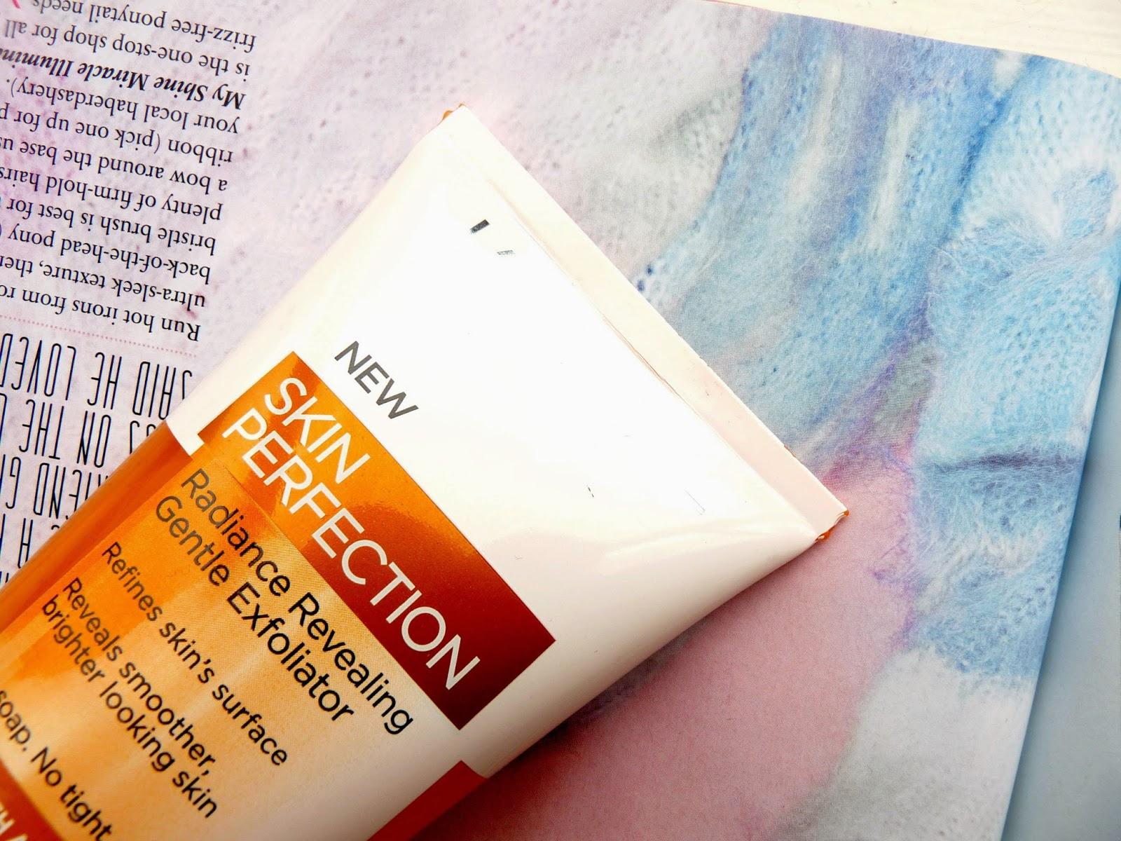 L'Oreal Skin Perfection Exfoliator