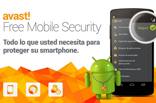 Descargar Avast Mobile Android gratis