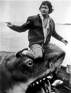 El tiburón de Spielberg