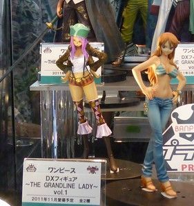 ONE PIECE DX FIGURE THE GRANDLINE LADY vol.1