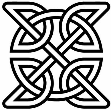 Celtic Knotwork Cha Cha Chalice And Chaos Wheel Symbol Article