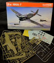 Eduard 1/48th Fw190A-7 Review