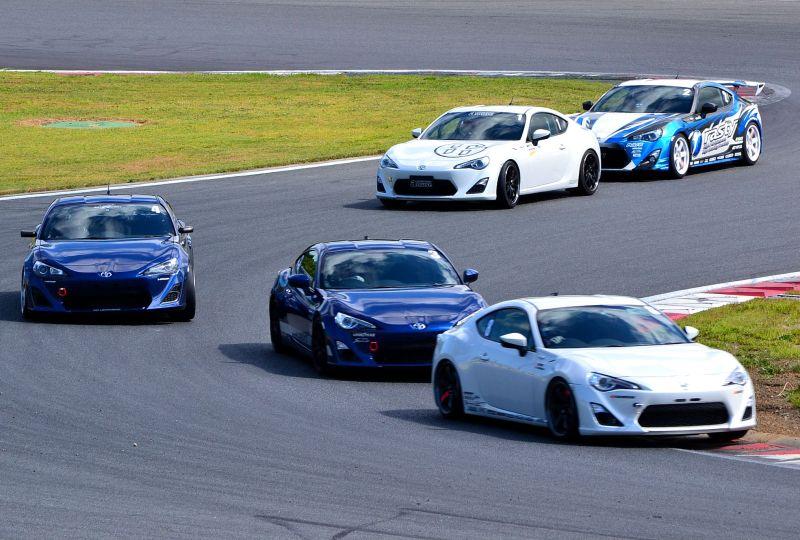 Toyota 86 , japoński sportowy samochód, tuning, JDM, wyścigi