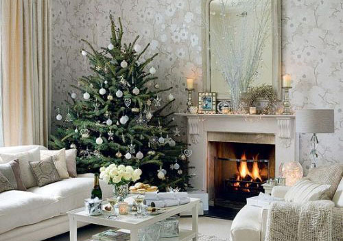 Or If You Want The Tree Decoration Complements The Decor Of Your Home