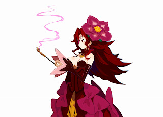 the witch and the hundred knights concept art 5 The Witch and the Hundred Knights (PS3)   Concept Art