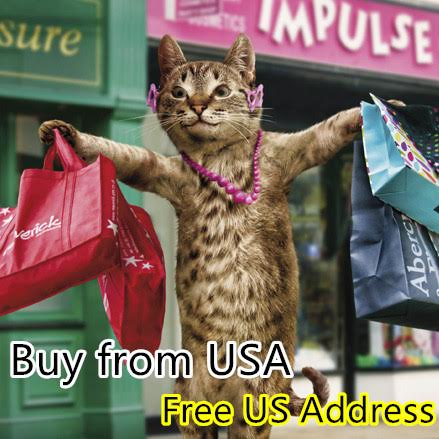 Shopping from US