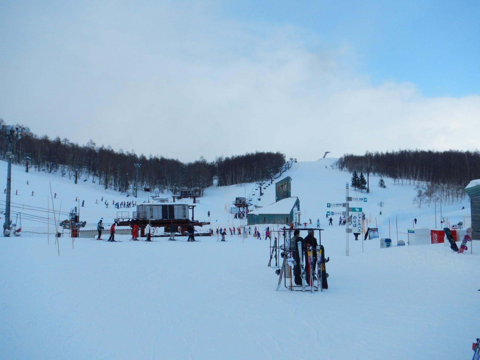 hokkaido - the winter wonderland: day 3 - teine ski resort and otaru