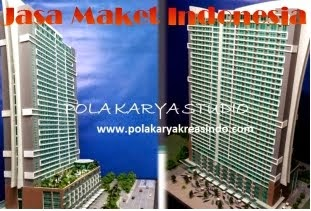 Jasa Maket Profesional Indonesia