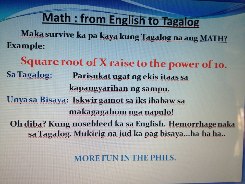 bisaya jokes 30, july 2012