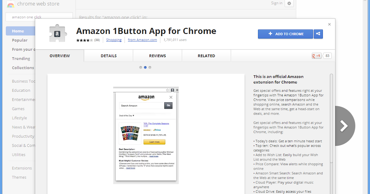 """Jealous of PRISM? Use """"Amazon 1 Button"""" Chrome extension to sniff all HTTPS websites!"""