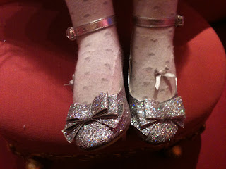 Harrods cinderella slippers