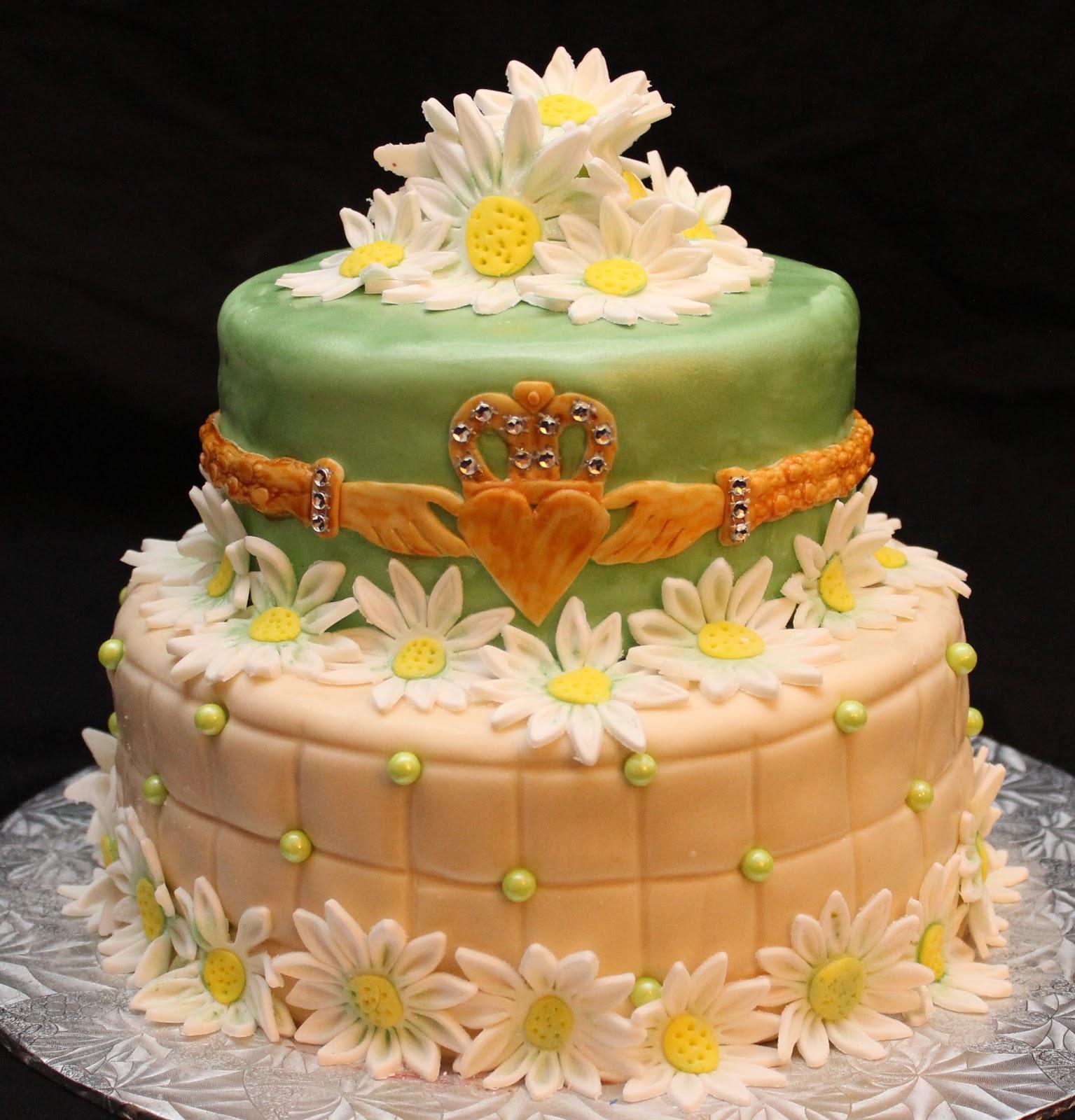 Love Dem Goodies: Celtic Wedding Cake
