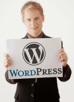 como vender pela internet com um blog wordpress logo
