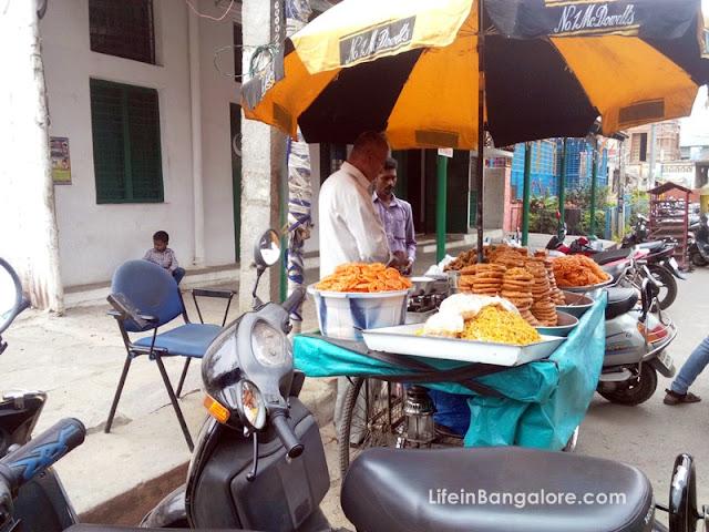 Sweet meat stall bangalore