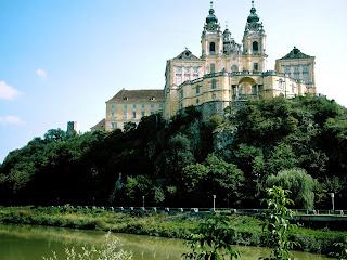 Melk Monastery, Austria Photos