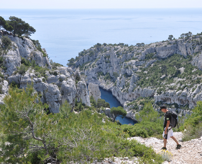 the calanques provence 39 s newest national park walkprovence. Black Bedroom Furniture Sets. Home Design Ideas
