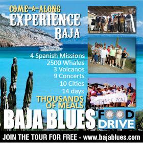 Baja Blues Against Hunger
